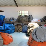 Used Stretch Tents