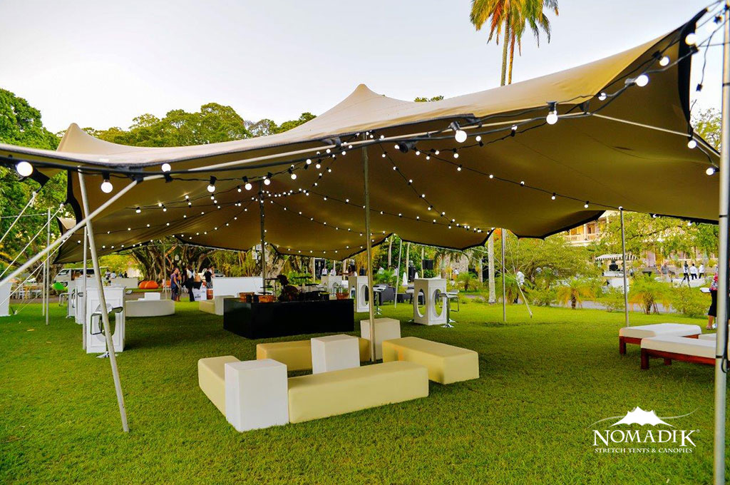 Nomadik Stretch Tents Canopies
